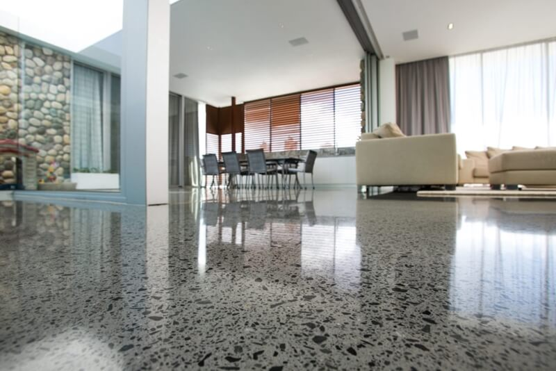 Benefits of Epoxy Floors in the Winter