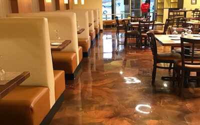 Why Many Business Owners Prefer Epoxy Flooring