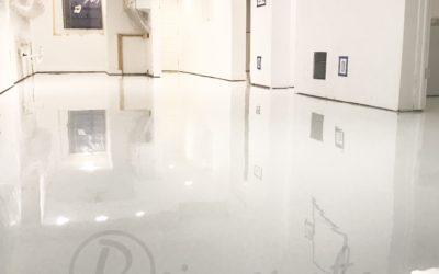 Types of Epoxy Floor Services We Provide
