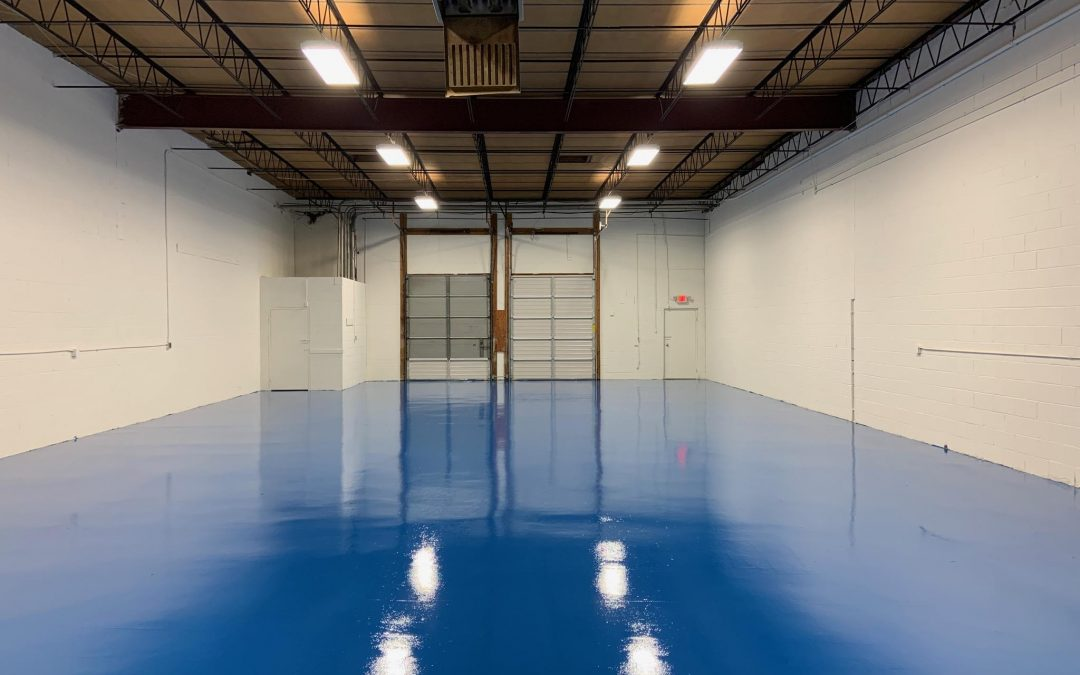 Why Choose Rejuvenate Flooring for Your Epoxy Floor Installation?